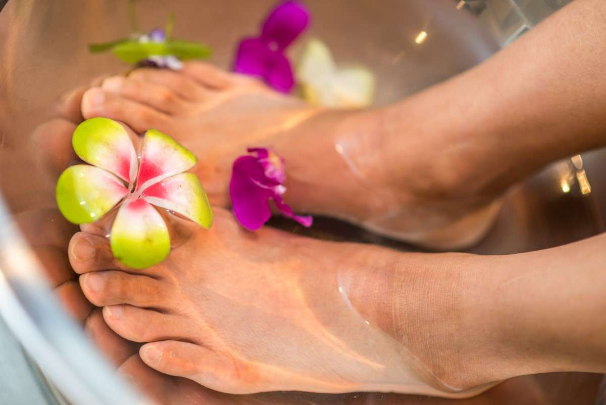 Reflexology Feet Soothed Pampered Soul Darlington