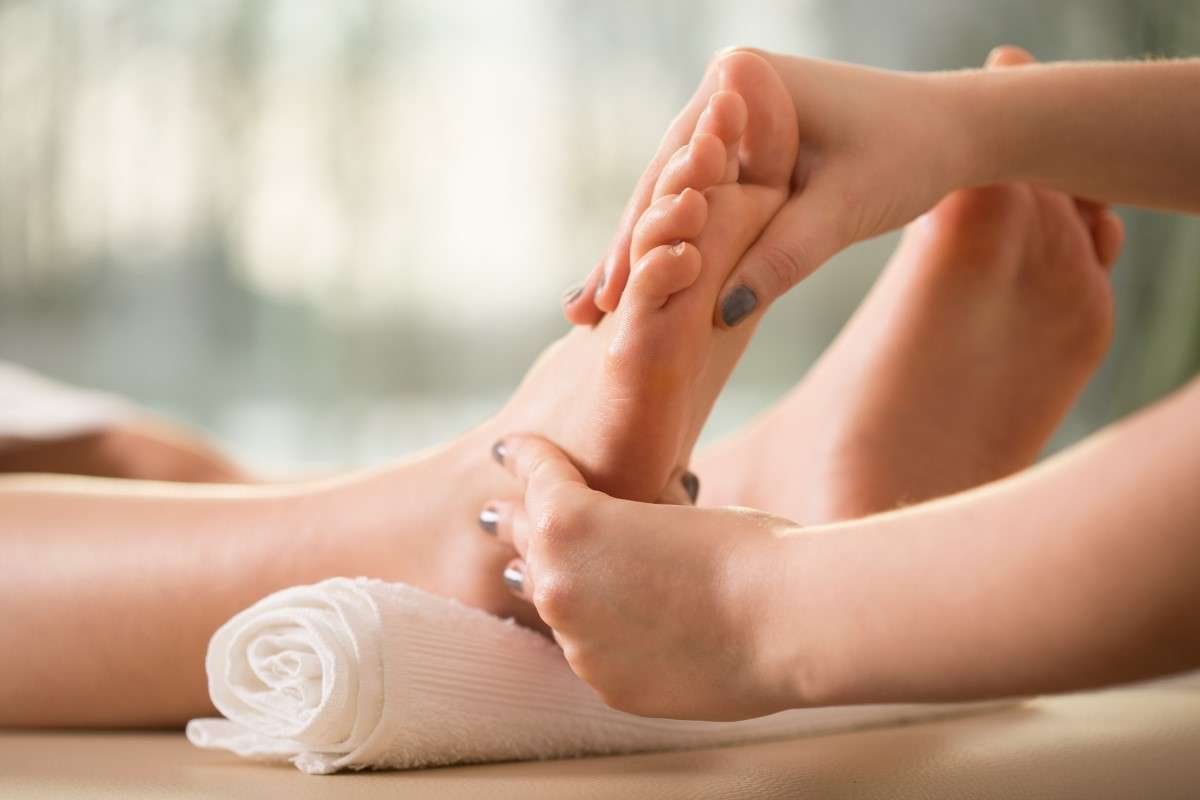 Reflexology Pampered Soul Darlington