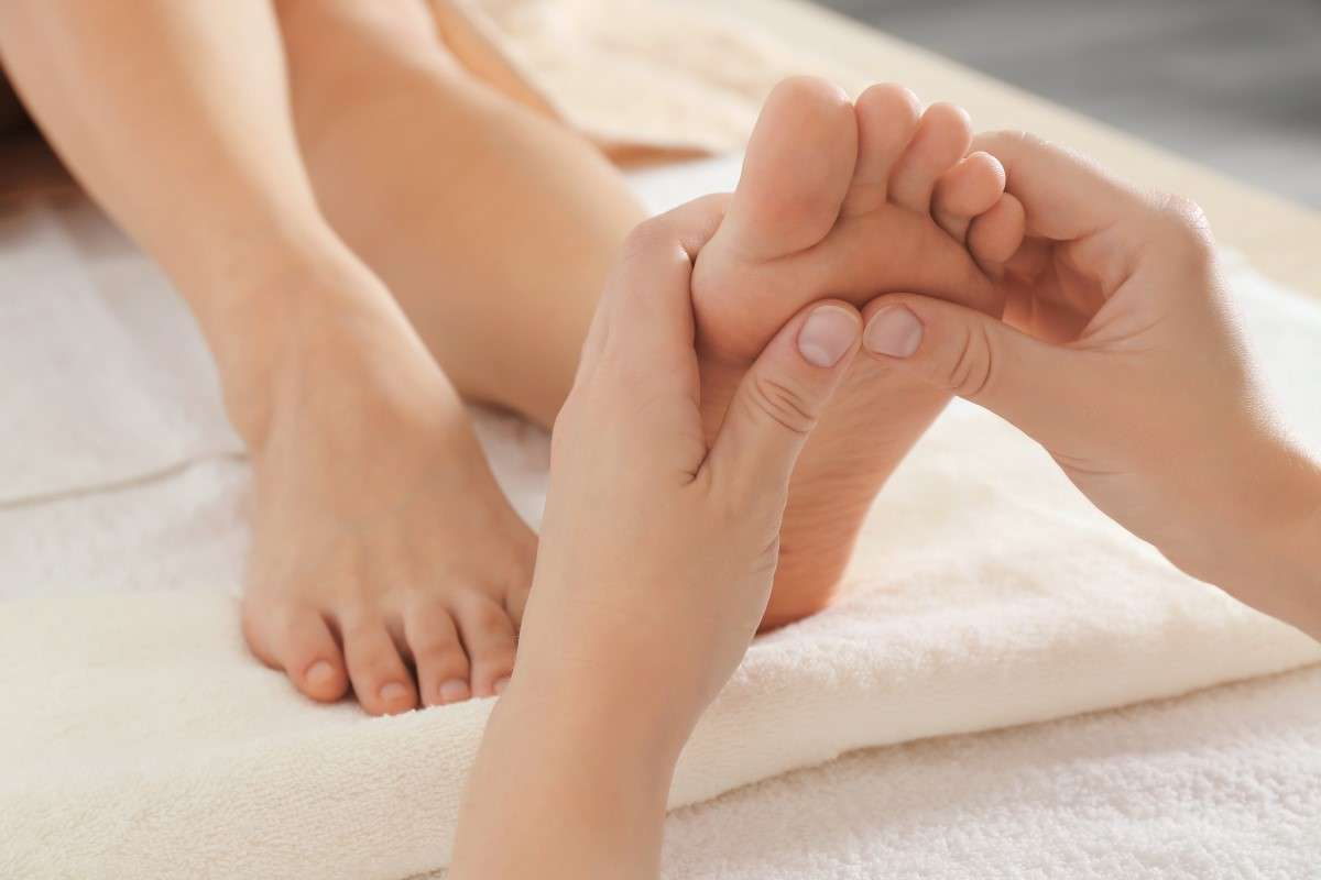 Reflexology Treatments Pampered Soul Darlington